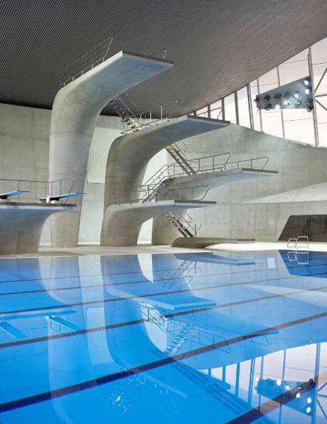 Aquatic - Zaha Hadid