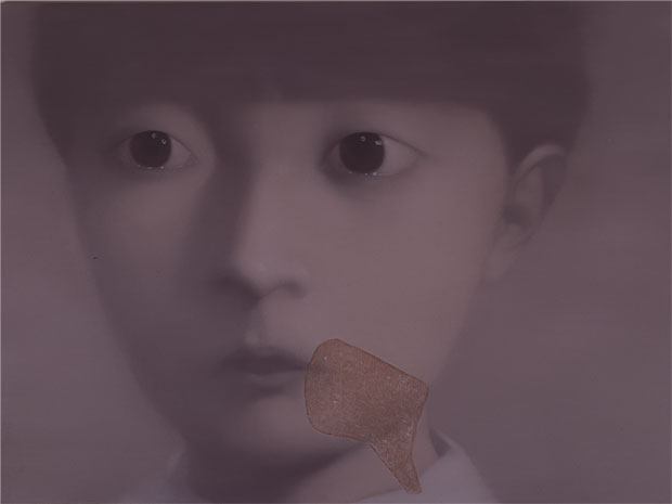 The childlike visions of Zhang Xiaogang