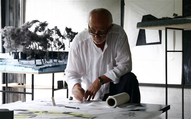 Peter Zumthor - Photo courtesy Atelier Zumthor